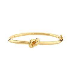 kate spade new york Sailors Knot Hinge Bangle Bracelet #Dillards
