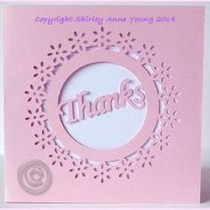 """Download Free """"Thank you!"""" card SVG File 