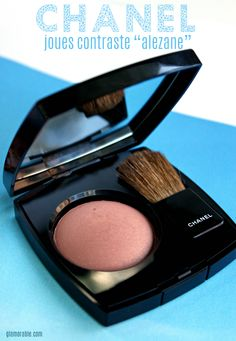 Best blush color for Fall - Chanel Joues Contraste Alezane (swatches, review, pictures) Read more at >> www.glamorable.com | via @glamorable