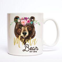 MUMMY DEER Fine Bone China Gift Mug Mum Mother/'s McLaggan Smith Coffee Tea NEW