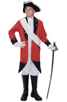 General Juan Burgoyne oficial del ejército británico en guerra revolucionaria americana, proyecto escolar, días de Museo y paseo por la revolución