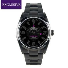"""Rolex Limited Edition """"I love you"""""""