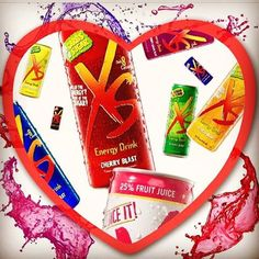 From our new page @XSNation...share the love of positive energy! www.Amway.com/william kamstra