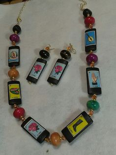 Loteria Necklace