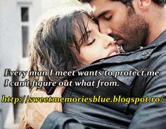 sweet memories: Every man I meet wants to protect me. I can't figu...