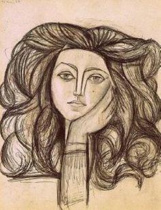 Desenho de Picasso