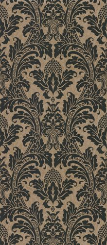 Blake wallpaper from the Cole & Son Albemarle Collection Damask Paisley Wallpaper, Pattern Wallpaper, Victorian Wallpaper, Scrapbook Background, Interior Wallpaper, Decoupage Vintage, Cole And Son, Hearth And Home, Cellphone Wallpaper