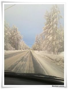 Winter in Finland...