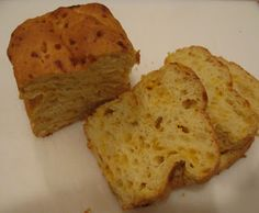 Gluten Free Cheese Bread
