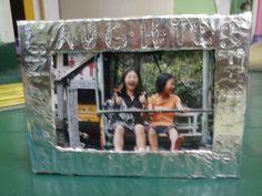 DIY Photo Frame DIY 10min Foil Photo Frame DIY Photo Frame