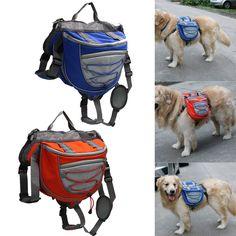 Pet Carrier Backpack Saddle Bag Dog Travel Bag Dogs Bag for Outdoor Hiking Camping Training Pet Carrier Product #Affiliate