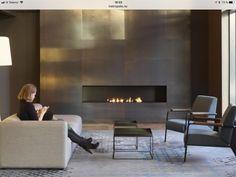 Decor, Modern Fireplace Mantles, Fireplace Mantle, Mantle, Modern, Home Decor, Fireplace