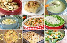 PANELATERAPIA - Blog de Culinária, Gastronomia e Receitas: Acompanhamentos Para Churrasco