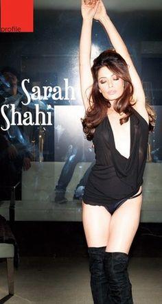 Sarah Shahi..