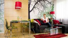 Jak fajnie urządzić 50-metrowe mieszkanie?  #Mieszkanie #Dom #Design