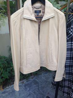 Mango Genuine Leather Jacket, Size: USA: Small, Price: 90 QAR