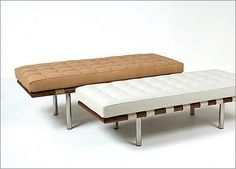 'Barcelona' bench