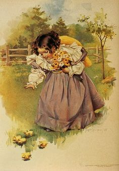 Baby's Record, published by Frederick A. Stokes Co. of New York in 1898. Illustrated by  Maud Humphrey, Humphrey Bogart's mother.