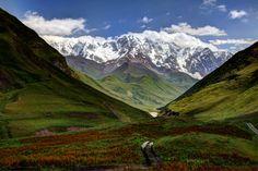 Monuntains of Svaneti by Roland Shainidze on 500px