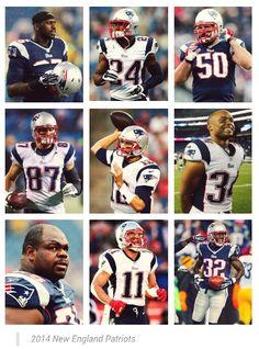 2014-15 the Brady Bunch