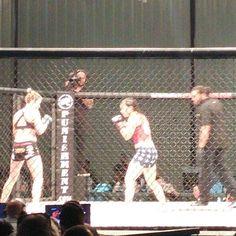 Rachel vs. Ariel #invictafc17 #invictafc #mma