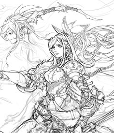 Stream lineart by muju.deviantart.com on @DeviantArt