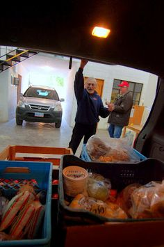 Tuesday is food drop off day at Feed the Hungry San Miguel, over 20,000 meals dropped off!