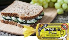 Product Review: Ezekiel 4:9 Flax Sprouted Whole Grain Bread