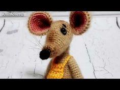 МК Крыс Желток. FREE amigurumi crochet pattern. Бесплатная схема и описание вязания амигуруми крючком. Игрушки своими руками! Крыса, rat, rata, rato, ratte, szczur, szczur, mouse, мышка, ratón, maus, souris, mysz, myši. #амигуруми #amigurumi #amigurumidoll #amigurumipattern #freepattern #freecrochetpatterns #crochetpattern #crochetdoll #crochettutorial #patternsforcrochet #вязание #вязаниекрючком #handmadedoll #рукоделие #ручнаяработа #pattern #tutorial #häkeln #amigurumis #diy #tutorialcrochet Crochet Dolls, Free Crochet, Crochet Patterns, Teddy Bear, Animals, Stuff Stuff, Amigurumi, Computer Mouse, Animales