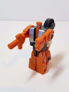 Vintage 87 G1 Transformers Takara Afterburner Computron Technobot Action Figure…