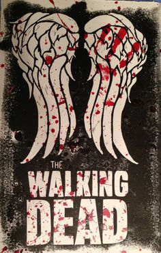 Walking Dead variant wood block print by WestStudio3 on deviantART