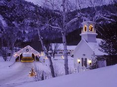 Hvor jeg dog elsker sne og jul!