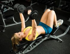 Pop Up Those Boobs! – Girls Chest Workout Routine
