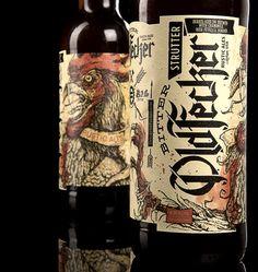 "Bitter Old Fecker Beer Bottles  www.LiquorList.com ""The Marketplace for Adults with Taste!"" @LiquorListcom   #LiquorList.com"