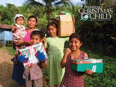 Operation Christmas Child ~ Contact Harvest Church in Meridian to get involved! Help a child in need this Christmas! {www.boiseharvest.org} #christmas #missions #love #world