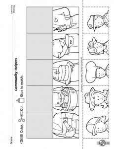 math worksheet : 1000 images about i love kindergarten reading on pinterest  : Free Cut And Paste Worksheets For Kindergarten