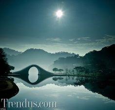 Ay Köprüsü, Taipei, Tayvan