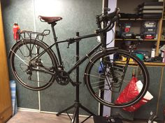 Specialized Awol  (but the crankset is now a Shimano SLX)