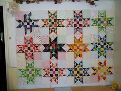 Sewn together Swap by namawsbuzyquiltn, via Flickr