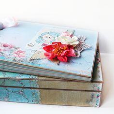 Karmazynowy Kamyk: Album w pudełku