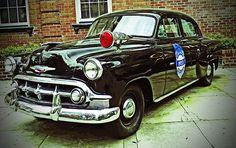 1953 Police Car https://mrimpalasautoparts.com