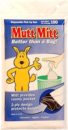 Mutt-Mitt-Dog-WastePoop-Pick-Up-Bag-100-Count