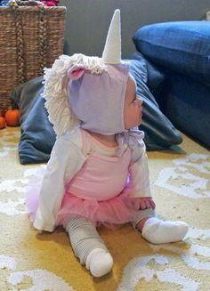 Baby Unicorn Costume Idea                                                                                                                                                     More