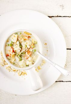 Chicken Pot Pie Soup Source: Seasons And Suppers Where food lovers unite.