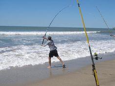 Pesca al surfcasting, diferentes técnicas y cebos según la zona de pesca - Todo para la pesca (7)