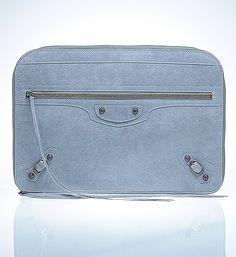 balenciaga laptop case... so chic