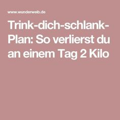 Trink-dich-schlank-Plan: So verlierst du an einem Tag 2 Kilo Fitness Workouts, Fitness Tips, Fitness Motivation, Health Fitness, Sport Motivation, Smoothie Drinks, Detox Drinks, Smoothies, Law Carb