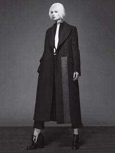 nice V Magazine #85 Fall 2013 | Irene Hiemstra, Bo Don e mais por Anthony Maule  [Editorial]