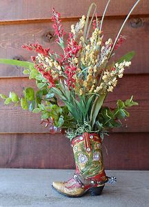 western flower centerpieces - Google Search