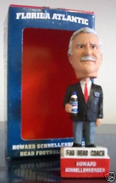 Howard Schnellenberger Bobblehead